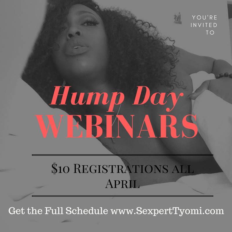 HumpDay Webinars